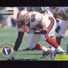 1996 Collector's Choice Update Football #U027 Israel Ifeanyi - San Francisco 49ers