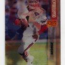 1995 Sportflix Football #075 Jeff George - Atlanta Falcons