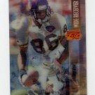 1995 Sportflix Football #033 Jake Reed - Minnesota Vikings