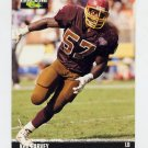 1995 Pro Line Football #240 Ken Harvey - Washington Redskins