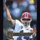 1995 Pinnacle Club Collection Football #254 Frank Reich - Carolina Panthers
