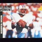 1995 Pinnacle Club Collection Football #180 Warren Moon - Minnesota Vikings