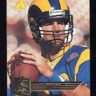 1995 Pinnacle Club Collection Football #159 Chris Miller - St. Louis Rams