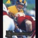 1995 Pinnacle Club Collection Football #157 Chris Miller - St. Louis Rams