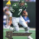 1995 Pinnacle Club Collection Football #078 Boomer Esiason - New York Jets