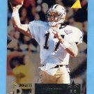 1995 Pinnacle Football #208 Jim Everett - New Orleans Saints