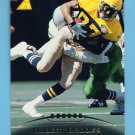 1995 Pinnacle Football #164 Robert Brooks - Green Bay Packers