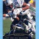 1995 Pinnacle Football #150 Brian Blades - Seattle Seahawks