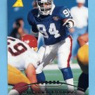 1995 Pinnacle Football #135 Michael Brooks - New York Giants