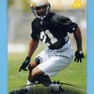 1995 Pinnacle Football #121 Eric Allen - New Orleans Saints