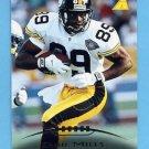 1995 Pinnacle Football #090 Ernie Mills - Pittsburgh Steelers
