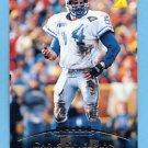 1995 Pinnacle Football #071 Chris Spielman - Detroit Lions