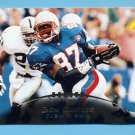 1995 Pinnacle Football #030 Ben Coates - New England Patriots