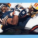 1995 Pinnacle Football #020 Lewis Tillman - Chicago Bears
