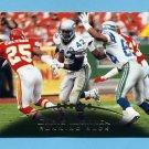 1995 Pinnacle Football #007 Chris Warren - Seattle Seahawks