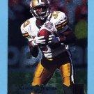1995 Metal Football #121 Tyrone Hughes - New Orleans Saints