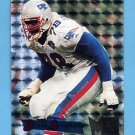 1995 Metal Football #110 Bruce Armstrong - New England Patriots