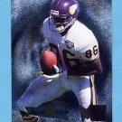 1995 Metal Football #108 Jake Reed - Minnesota Vikings