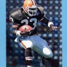 1995 Metal Football #042 Leroy Hoard - Cleveland Browns