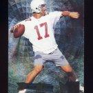 1995 Metal Football #003 Dave Krieg - Arizona Cardinals