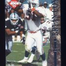 1995 Excalibur Football #116 Bryan Cox - Miami Dolphins