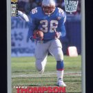 1995 Collector's Choice Player's Club #306 Leroy Thompson - New England Patriots