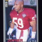 1995 Collector's Choice Player's Club #261 Seth Joyner - Arizona Cardinals