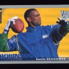 1995 Collector's Choice Player's Club #260 Eugene Robinson - Seattle Seahawks