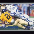 1995 Collector's Choice Player's Club #248 Ray Buchanan - Indianapolis Colts