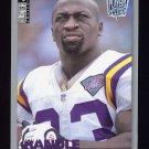 1995 Collector's Choice Player's Club #238 John Randle - Minnesota Vikings