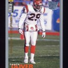 1995 Collector's Choice Player's Club #196 Louis Oliver - Cincinnati Bengals