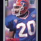 1995 Collector's Choice Player's Club #191 Henry Jones - Buffalo Bills