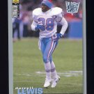 1995 Collector's Choice Player's Club #170 Darryll Lewis - Houston Oilers