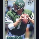 1995 Collector's Choice Player's Club #111 Boomer Esiason - New York Jets