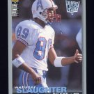 1995 Collector's Choice Player's Club #058 Webster Slaughter - Houston Oilers