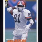 1995 Collector's Choice Football #309 Michael Jackson - Cleveland Browns