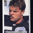 1995 Collector's Choice Football #286 Rob Fredrickson - Oakland Raiders