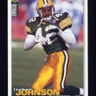 1995 Collector's Choice Football #269 LeShon Johnson - Green Bay Packers
