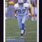 1995 Collector's Choice Football #268 Johnnie Morton - Detroit Lions
