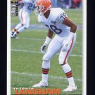 1995 Collector's Choice Football #253 Antonio Langham - Cleveland Browns
