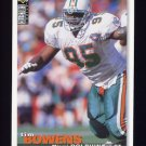 1995 Collector's Choice Football #249 Tim Bowens - Miami Dolphins