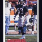 1995 Collector's Choice Football #132 Bert Emanuel - Atlanta Falcons