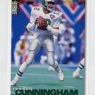 1995 Collector's Choice Football #124 Randall Cunningham - Philadelphia Eagles