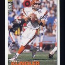 1995 Collector's Choice Football #112 David Klingler - Cincinnati Bengals