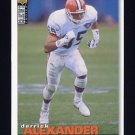 1995 Collector's Choice Football #085 Derrick Alexander - Cleveland Browns