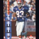 1995 Collector's Edge Football #021 Andre Reed - Buffalo Bills