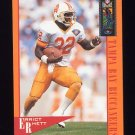 1995 Classic NFL Experience Football #104 Errict Rhett - Tampa Bay Buccaneers