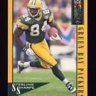 1995 Classic NFL Experience Football #036 Sterling Sharpe - Green Bay Packers