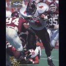 1995 Assets Gold Football #23 Byron Bam Morris - Pittsburgh Steelers