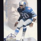 1994 Ted Williams Football #19 Lem Barney - Detroit Lions